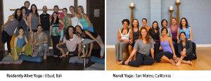 Prenatal Yoga Teacher Training Bali